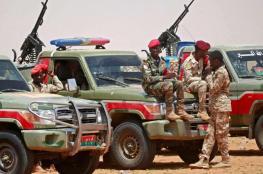 الجيش الاثيوبي يشن هجوماً على مواقع عسكرية سودانية