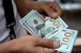 الدولار يصعد مقابل الشيكل