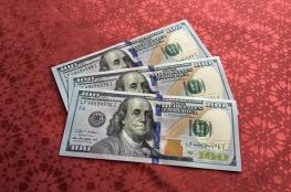 الدولار يرتفع مقابل الشيقل