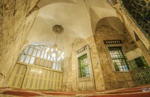 المسجد الأبراهيمي في الخليل