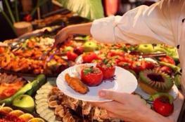 رغم اسعارها الباهظة ...إقبال كبير على المطاعم في رام الله