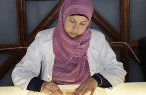 جانب من اعادة ترميم مخطوطات اثرية في المسجد الأقفصى المبارك
