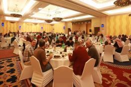بنك فلسطين ينظم افطارات جماعية لمئات الأيتام