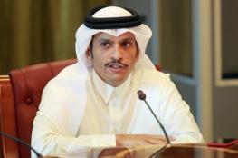 قطر تعلن عن تقدم في تسوية الأزمة الخليجية