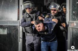 """الاحتلال اعتقل """" 150 """" فلسطينياً منذ مساء الاربعاء الماضي"""