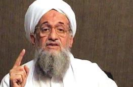 الظواهري: البغدادي أعطى إيران حجة لإبادة السنة في العراق