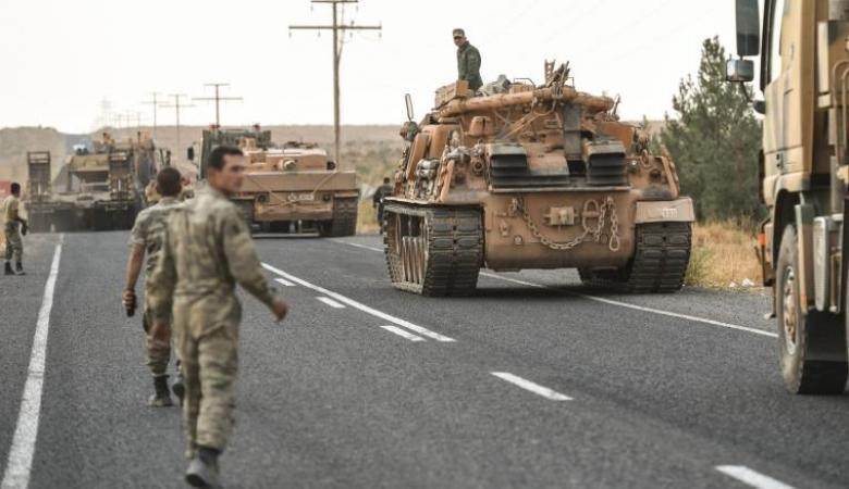 """تخوفات كبيرة في اسرائيل من عملية """"نبع السلام """" التركية"""