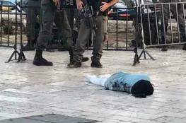 فاطمة .. اعدمها 5 من جنود الاحتلال بدم بارد بالقدس