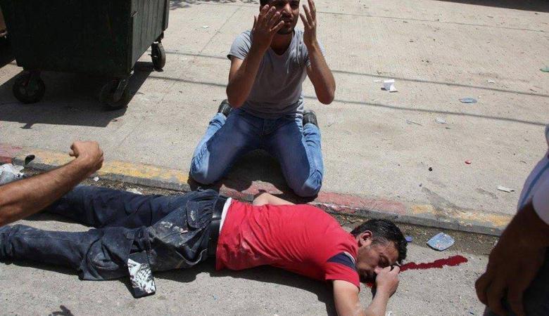 وزارة الخارجية الفلسطينية تدين اغتيال الشهيد بني شمسة وتطلب الحماية الدولية