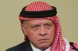 """الملك الاردني : """"هدنة الجنوب"""" سبيل نحو حل سياسي في سوريا"""