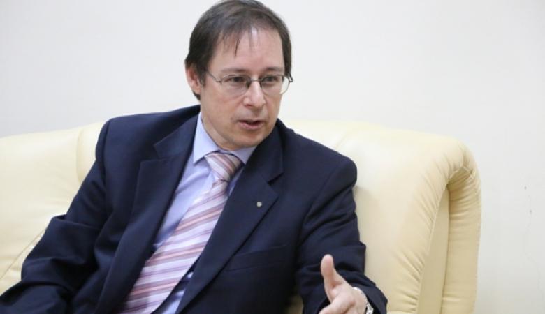 انتهاء مهام السفير الروسي في فلسطين