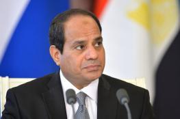 وزير اسرائيلي سيجتمع بالسيسي في القاهرة