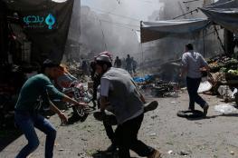 ارتفاع عدد الضحايا المدنيين في سوريا إلى 61 قتيلًا