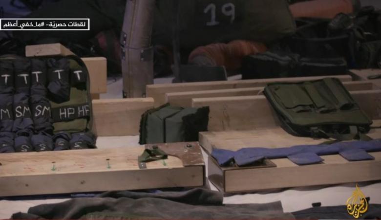 """""""القسام"""" ينشر تفاصيل جديدة حول عملية """"حد السيف"""""""