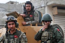 مقتل واصابة عدد من الجنود الاتراك في ادلب