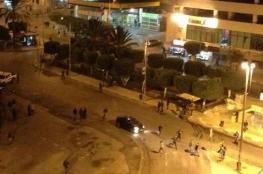 مصرع فتى بحادث دهس في مدينة نابلس والسائق يسلم نفسه