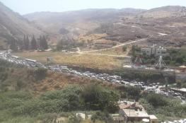 احصائية ..11 الف سائح زاروا وادي الباذان يوم امس
