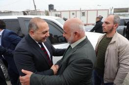حماس : حريصون على انجاح الجهود المصرية لتطبيق المصالحة