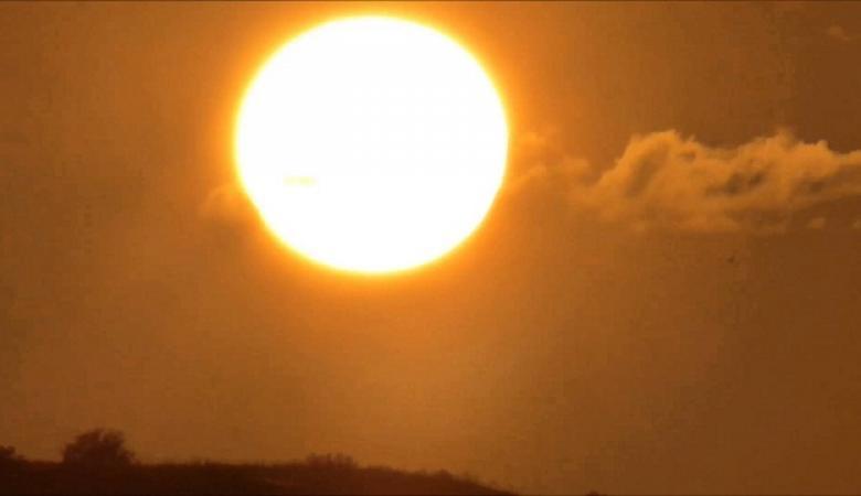 حالة الطقس : فلسطين على موعد مع كتلة هوائية شديدة الحرارة