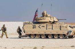 الجيش الامريكي يرسل تعزيزات عسكرية الى سوريا لمواجهة روسيا