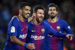 تسريت تشكيلة برشلونة في نهائي كأس الملك