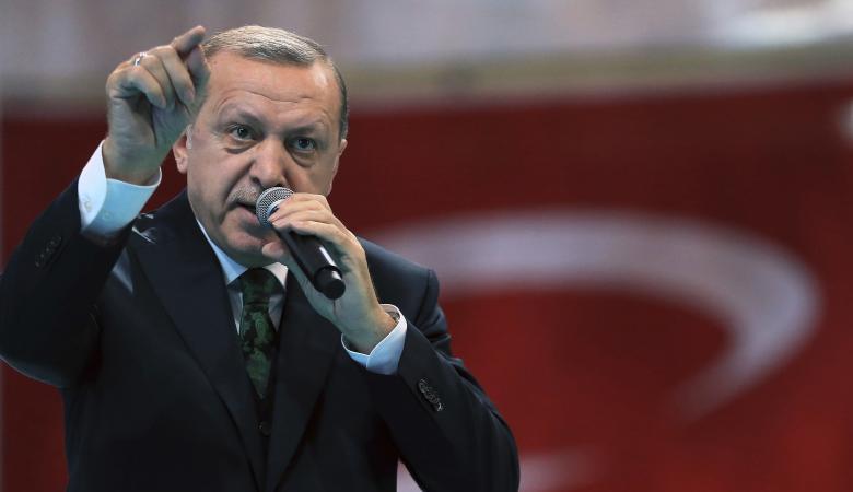 أردوغان: باقون في إسطنبول إلى يوم القيامة ولن تعود القسطنطينية أبدا