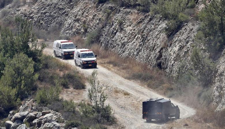 """اسرائيل : """"عملية تفجيرية نوعية غرب رام الله """""""