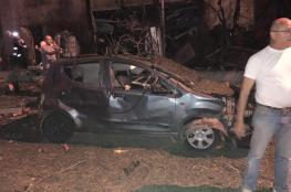 لبنان : انفجار سيارة مفخخة  في العاصمة بيروت