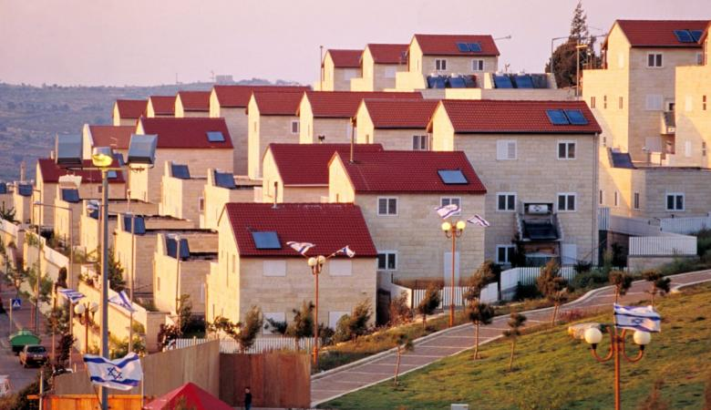 """""""اسرائيل """" تصادق على 980 وحدة استيطانية جنوب بيت لحم"""