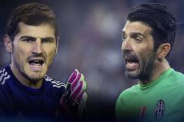 نجم مدريد السابق : بوفون يستحق الفوز بلقب دوري الابطال ولكن
