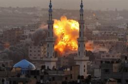 الكابينت يعلن عن إقراره خططا لمهاجمة حماس بغزة