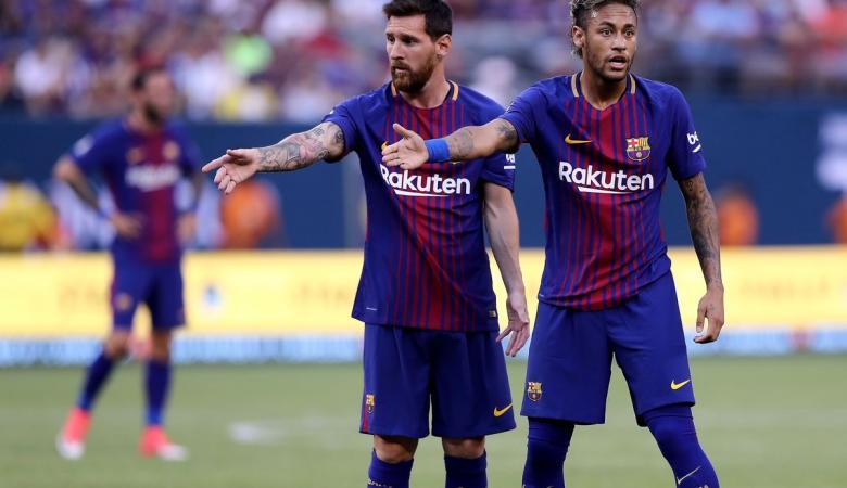 ميسي: اتصلت بنيمار لإخطاره بعدم الانتقال إلى ريال مدريد