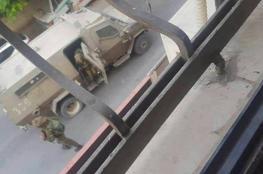 مستعربون ترافقهم قوات الاحتلال يقتحمون سكن للطالبات في جامعة خضوري بطولكرم