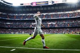 """مدريد يحلق بالصدارة بعد فوزه على اسبانيول """"فيديو """""""