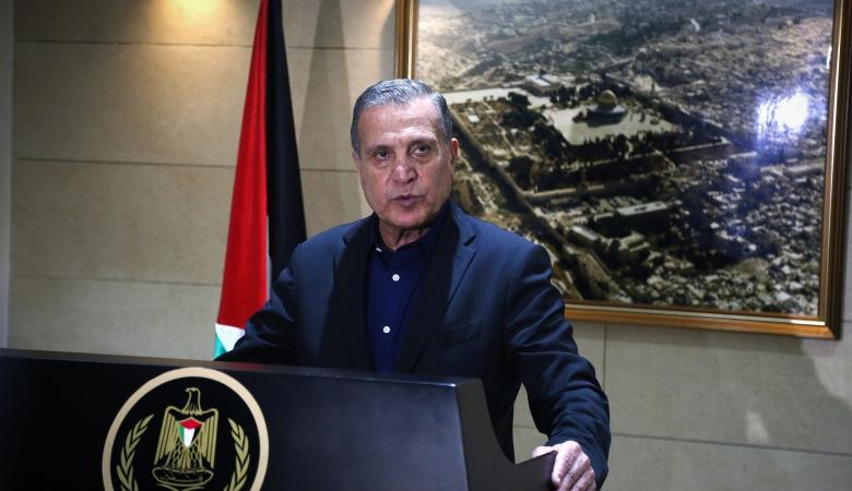 الرئاسة : شعبنا قادر على افشال المؤامرات الاسرائيلية الامريكية
