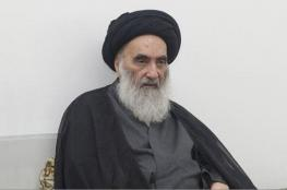 """واشنطن تتمنى الشفاء العاجل لرجل الدين الشيعي """"السيستاني """""""