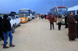 20 الف معتمر من الضفة الغربية يبدأون المغادرة الى الديار الحجازية
