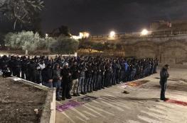الأزهر : الاجراءات الاسرائيلية في الأقصى محاولة لفرض واقع جديد