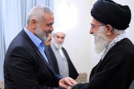 ايران تستأنف تقديم الدعم المالي لحركة حماس
