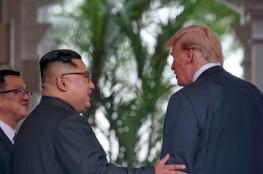 ترامب يغازل زعيم كوريا الشمالية : شخصية عظيمة وذكي جدا
