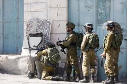 عدد من الاصابات في مواجهات مع الاحتلال ببلدة سبسطية شمال نابلس