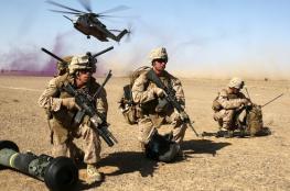 الجيش الامريكي يعلن مقتل جندي واصابة أربعة آخرين في افغانستان
