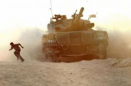 مئات القتلى ..الجيش الاسرائيلي يكشف خسائره حال دخوله بحرب برية على غزة