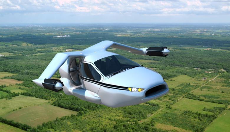 أول سيارة طائرة في العالم تطرح في الاسواق وهذا هو سعرها