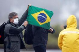 البرازيل : اكثر من 15 الف حالة وفاة بفيروس كورونا