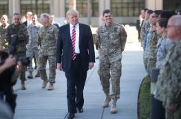 قائد القيادة المركزية الامريكية يصل تل أبيب في زيارة سرية