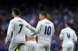 رودريغيز يهاجم رونالدو بعد تصريحاته الاخيرة