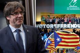 رئيس أقليم كتالونيا يهرب الى بروكسل لطلب اللجوء
