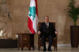 فتور أميركي بانتخاب عون رئيساً للبنان