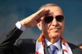 """شاهد ..أردوغان متحدثا عن النصر في سوريا: """"نصر من الله وفتح قريب"""""""